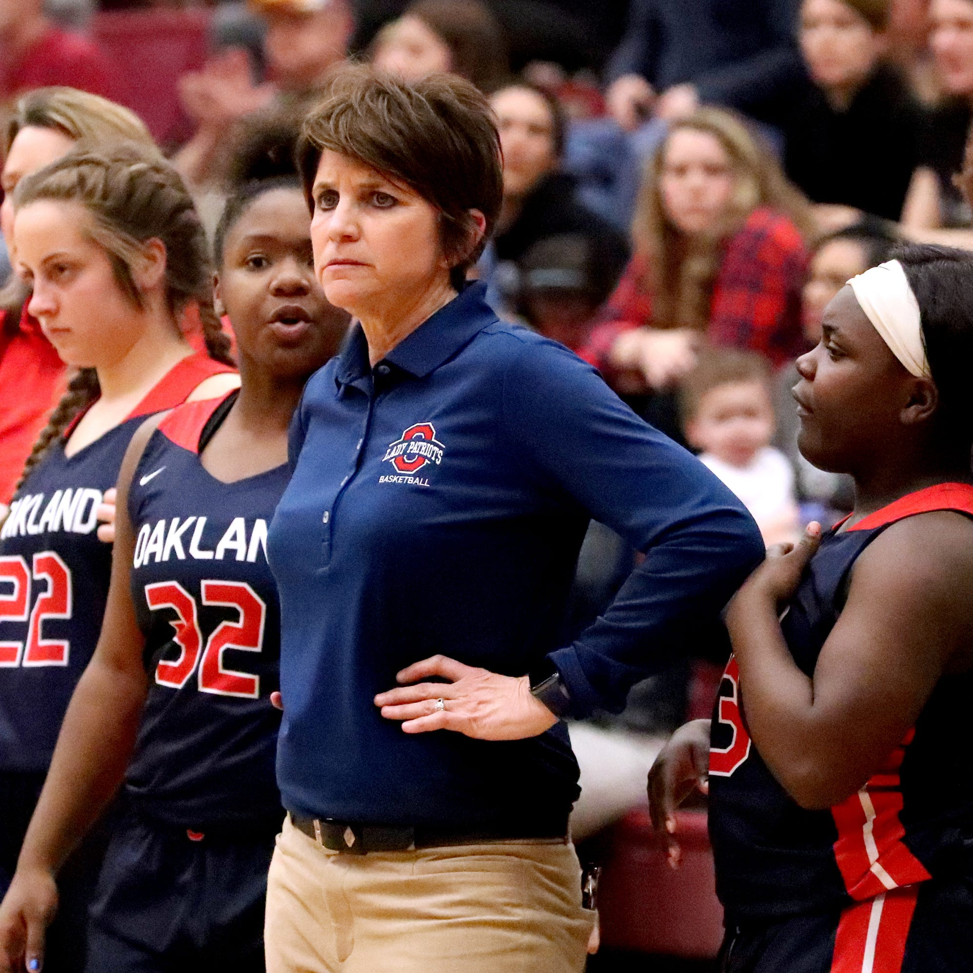 Longtime Oakland girls basketball coach Jennifer Grandstaff retires