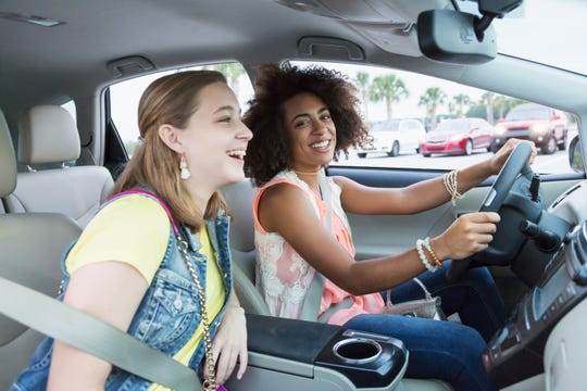 Parents worried about their teens' driving habits can use apps like Life360 to monitor their whereabouts and even how fast they drive.
