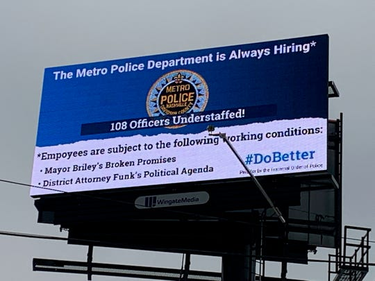 The Fraternal Order of Police started a digital campaign this year they say is meant to educate people about a fatal officer-involved shooting this year.