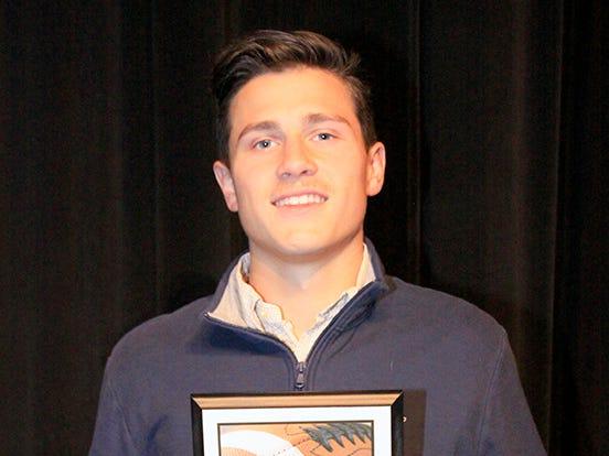 Region 6 AAA 2018 Super Region Team Most Valuable Quarterback is Fairview High School's Brock Harris.