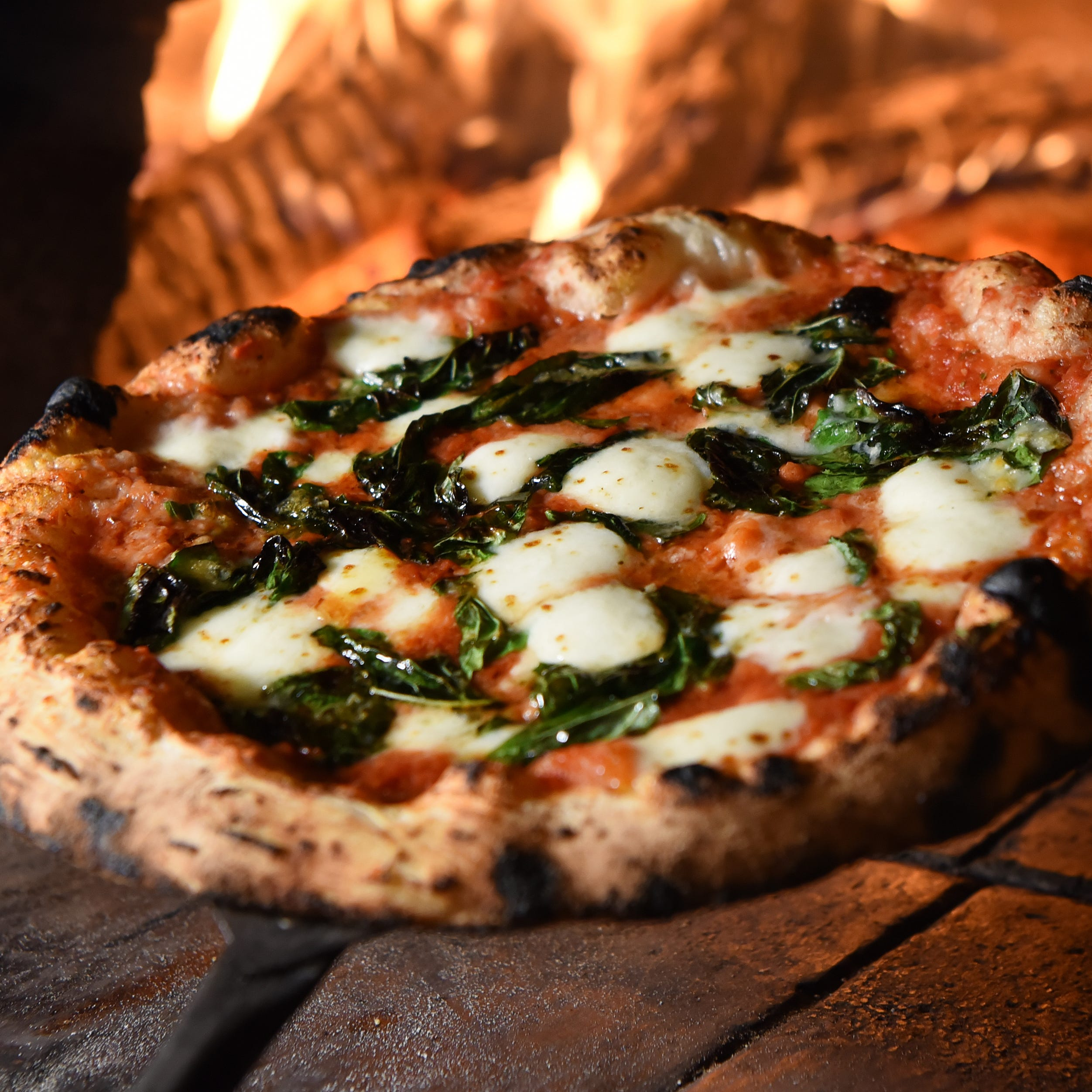 Observing Lent? Our Pie Day Friday series is for you. First up: margherita pizza