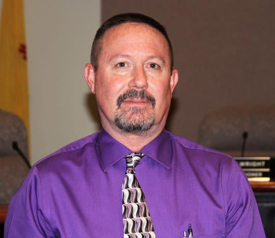Interim City Manager Brian Cesar was named Alamogordo City Manager at the regular Alamogordo City Commission meeting Oct. 8.