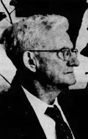 J. G. Lawler, later in life