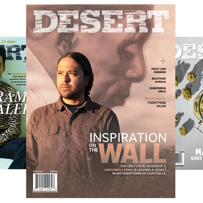 Looking for back issues of DESERT magazine? They're on sale now!