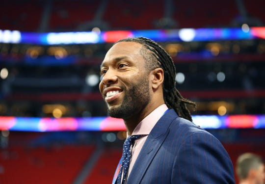 Larry Fitzgerald made the day of a young Cardinals fan with a trip to Dave and Buster's.