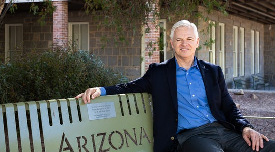 Keith Allred, director of the University of Arizona's National Institute for Civil Discourse.