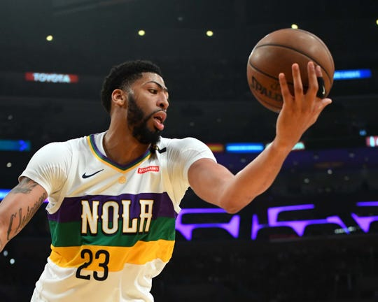 Anthony Davis is a six-time NBA All-Star, has received All-NBA First Team honors three times and was named to the NBA All-Defensive First Team in 2018.