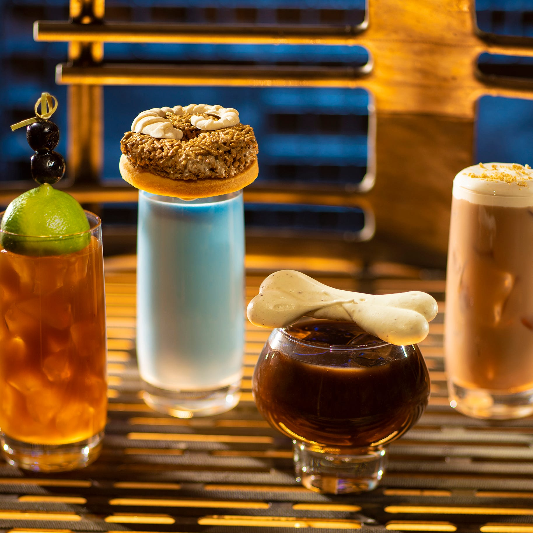 These are the 'Star Wars'-themed beers, wines you may see at Disneyland