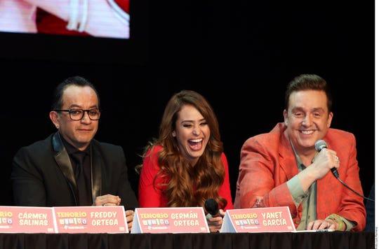 Yanet García contenta por participar en el Tenorio Cómico.