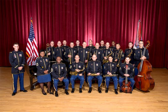 The U.S. Army Jazz Ambassadors will perform March 11 at York College.