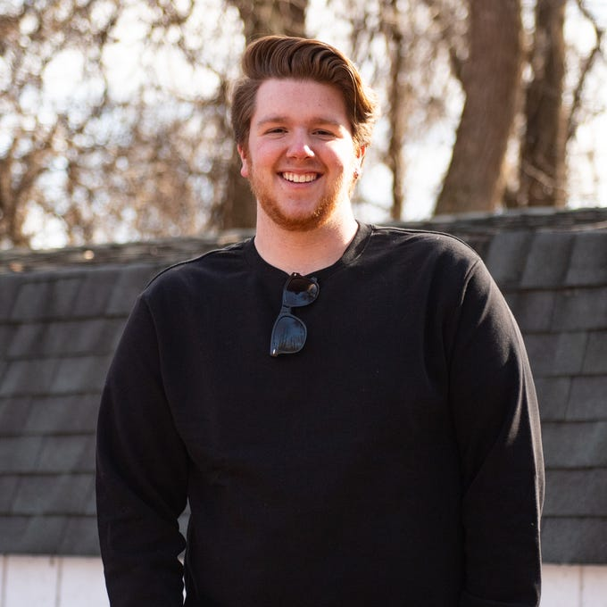 Jake Puliti, 20, of Newberry Township, is on American Idol's 16th season. His audition aired Sunday.
