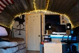 """20-year-old Jake Puliti and his friends transformed a chicken coop into a music studio. Take a tour with a York County founder of """"Crooked Coop Records"""""""