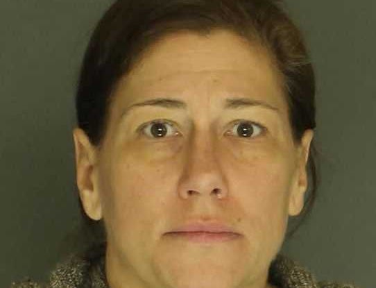 Cynthia Vaughan, arrested for burglary and trespassing.
