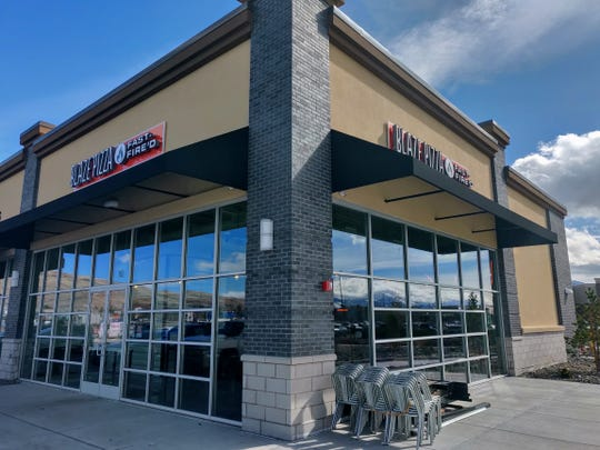 The new Blaze Pizza in the Outlets at Legends in Sparks is the second Northern Nevada location. The first, in South Reno, opened in May 2018.