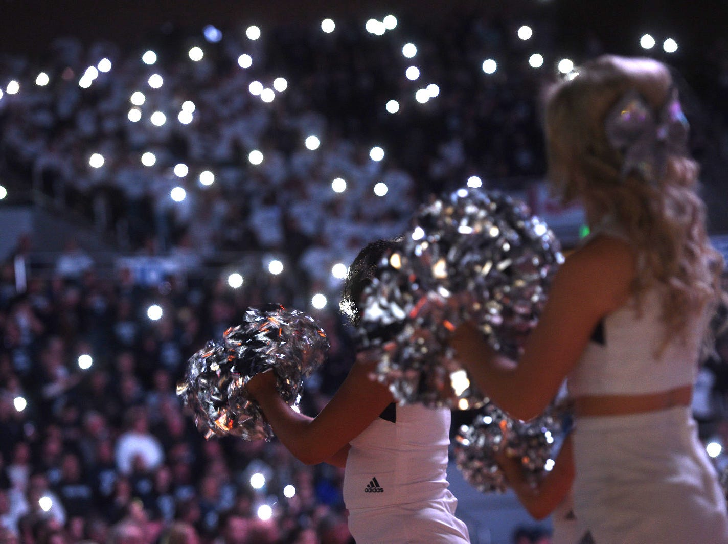 Nevada takes on UNLV during their basketball game at Lawlor Events Center in Reno on Feb. 27, 2019.