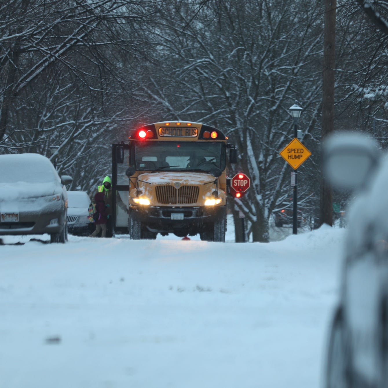 NJ Weather: School closings and delays for Monday, March 4
