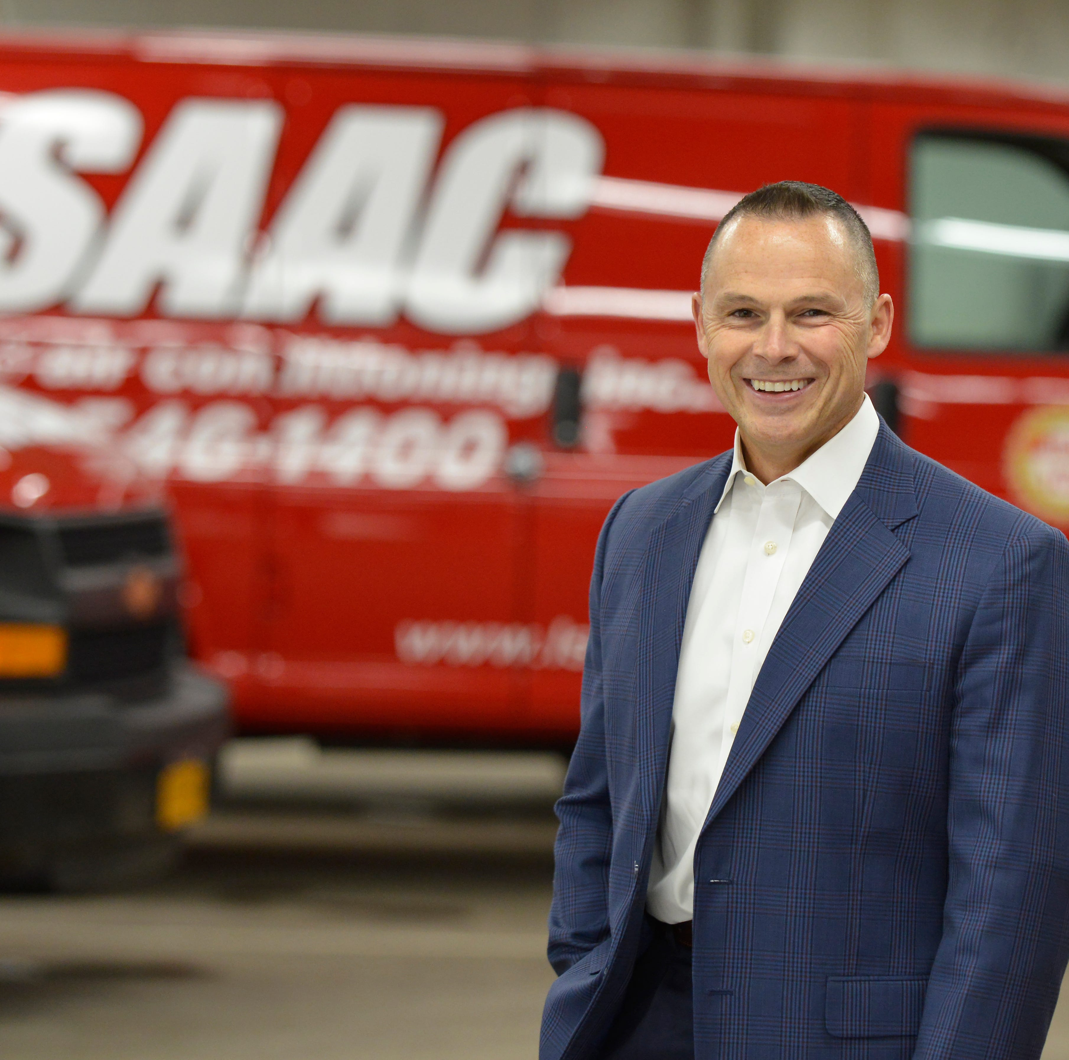Isaac Heating & Air Conditioning management has a smart reason for listening to employees