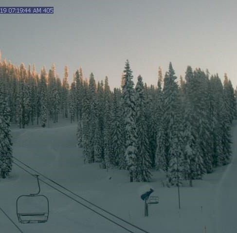 Rain forces Mt. Shasta Ski Park to close until Friday