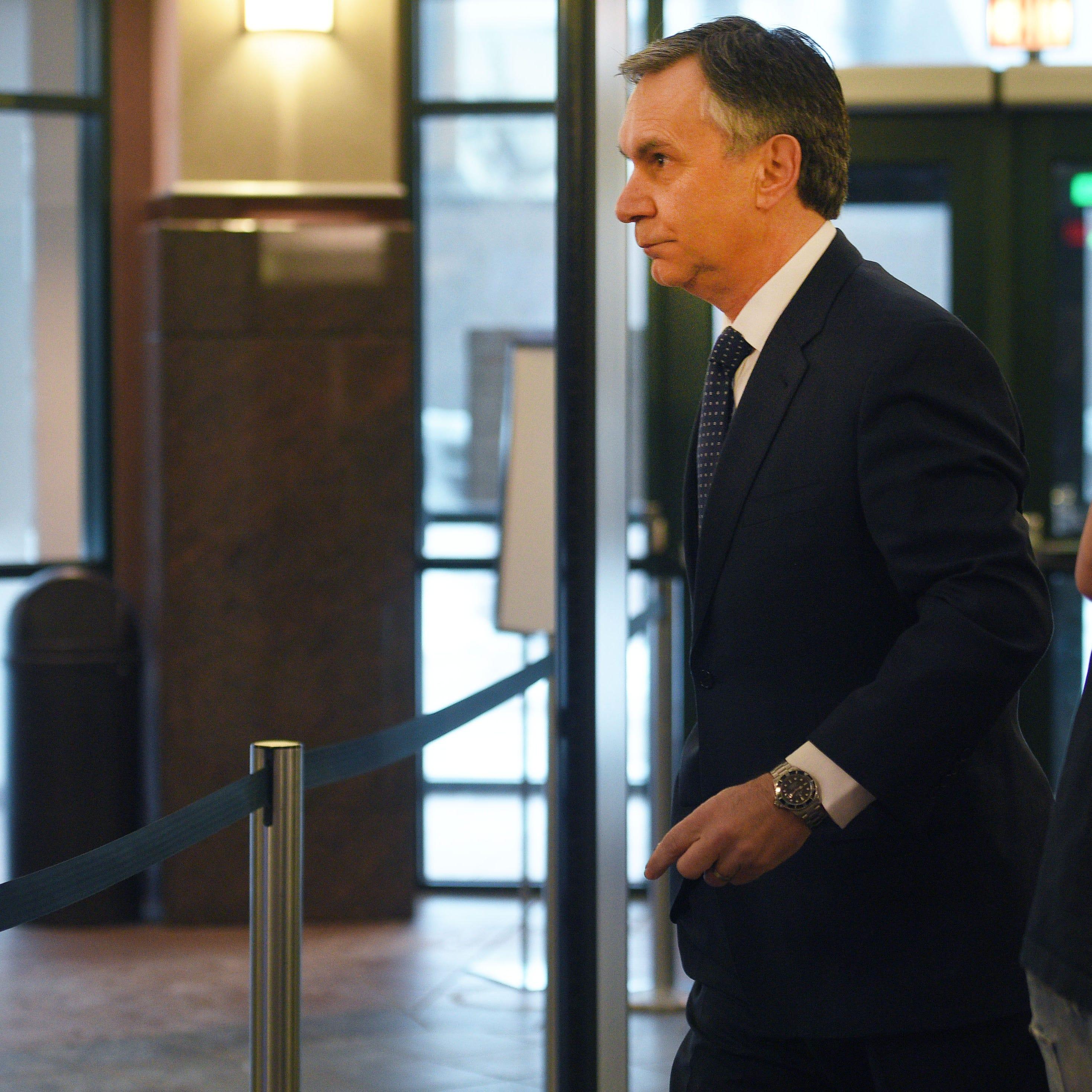 Jim Sideras will keep $9,500 monthly pension despite child porn conviction