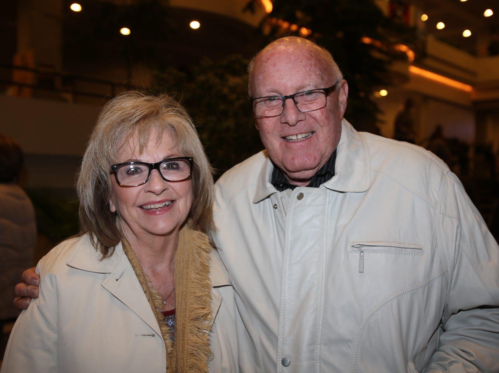 Karen and Jim Latimer