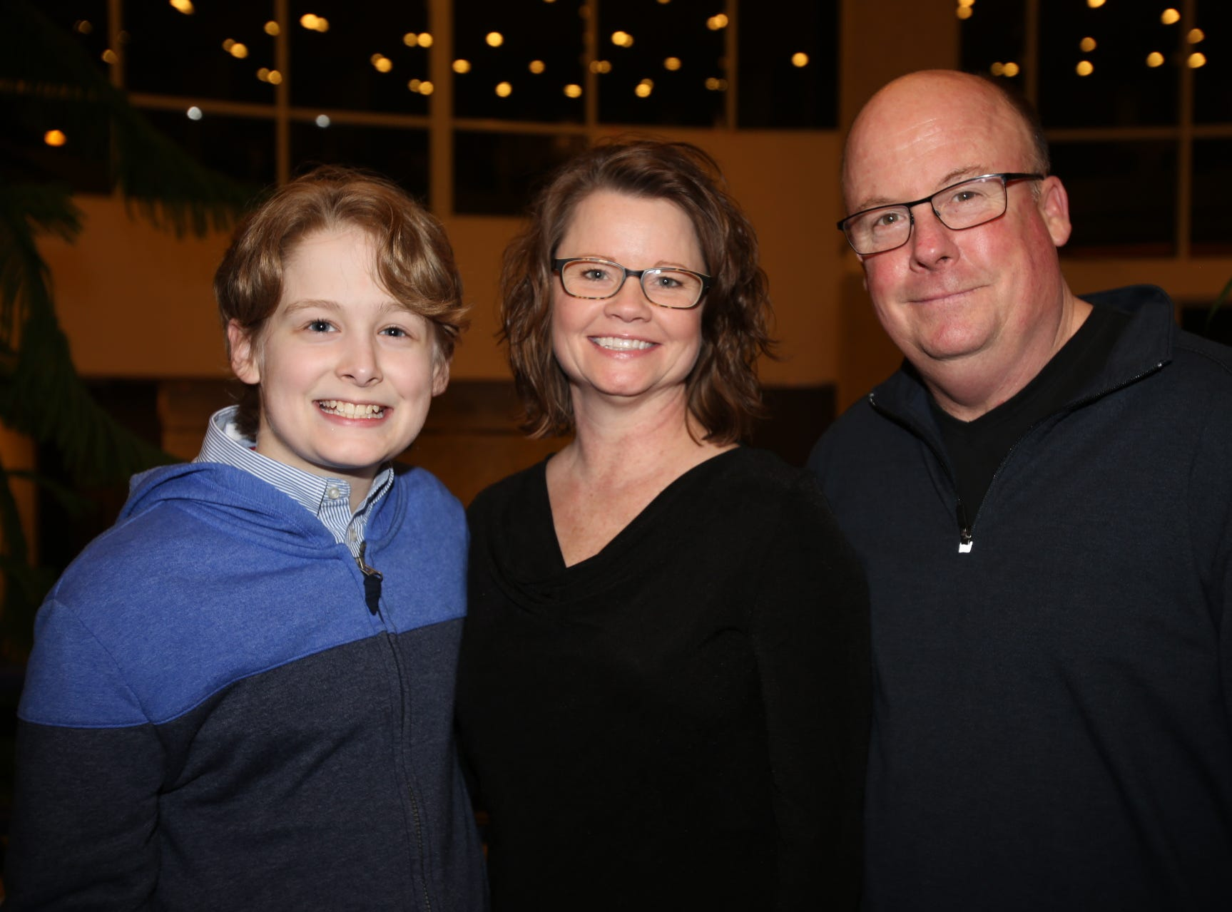 Carter, Sonja, and Brian Shipman
