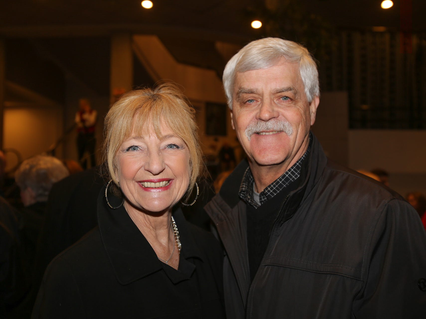 Vicki and Paul Nelson