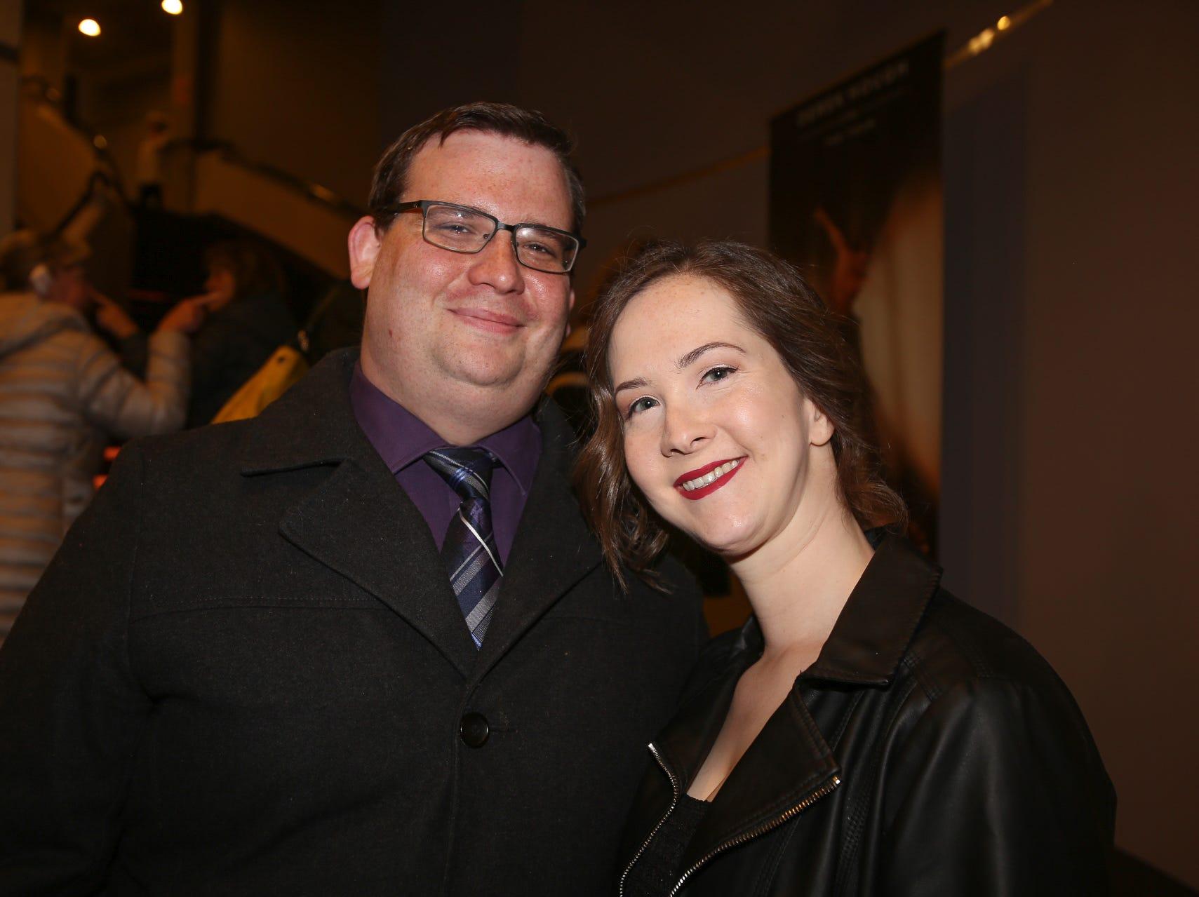 Jason and Whitney