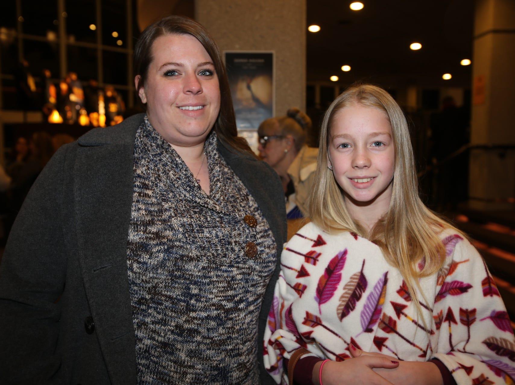 Erin and Karma McCarthy