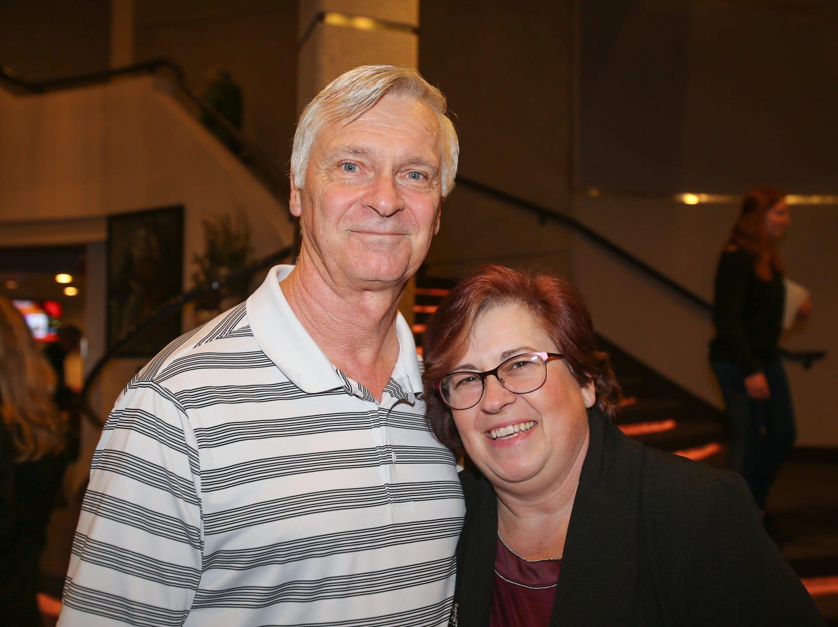 Hank and Linda Priester