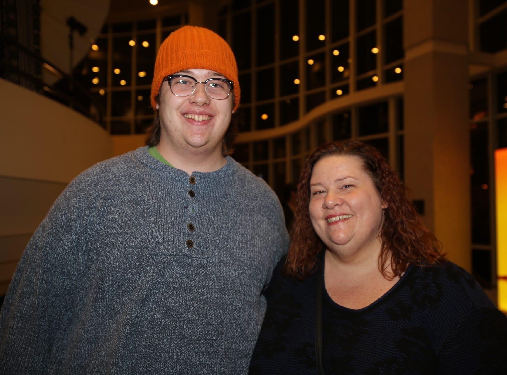 Benjamin and Kristen Hicks