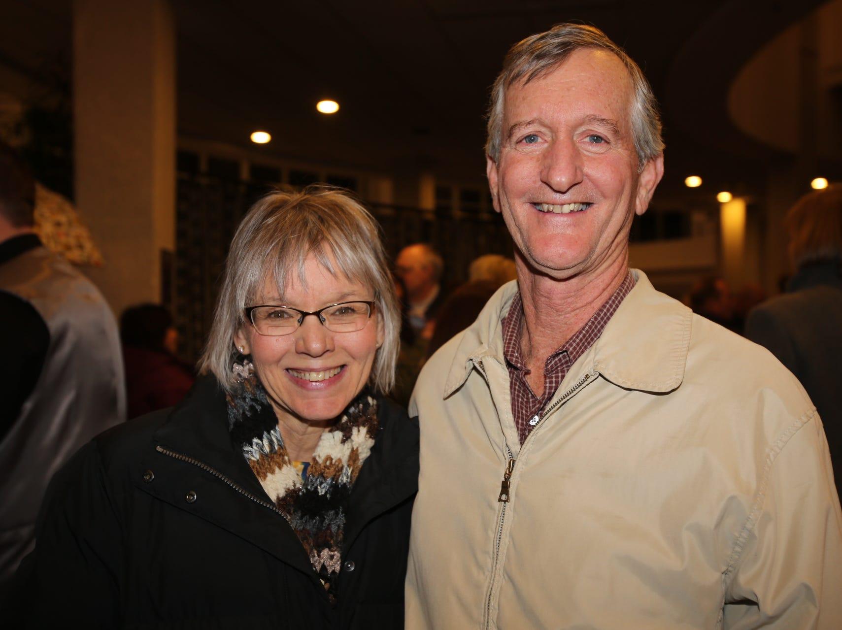 Debbie and Eric Tarburton