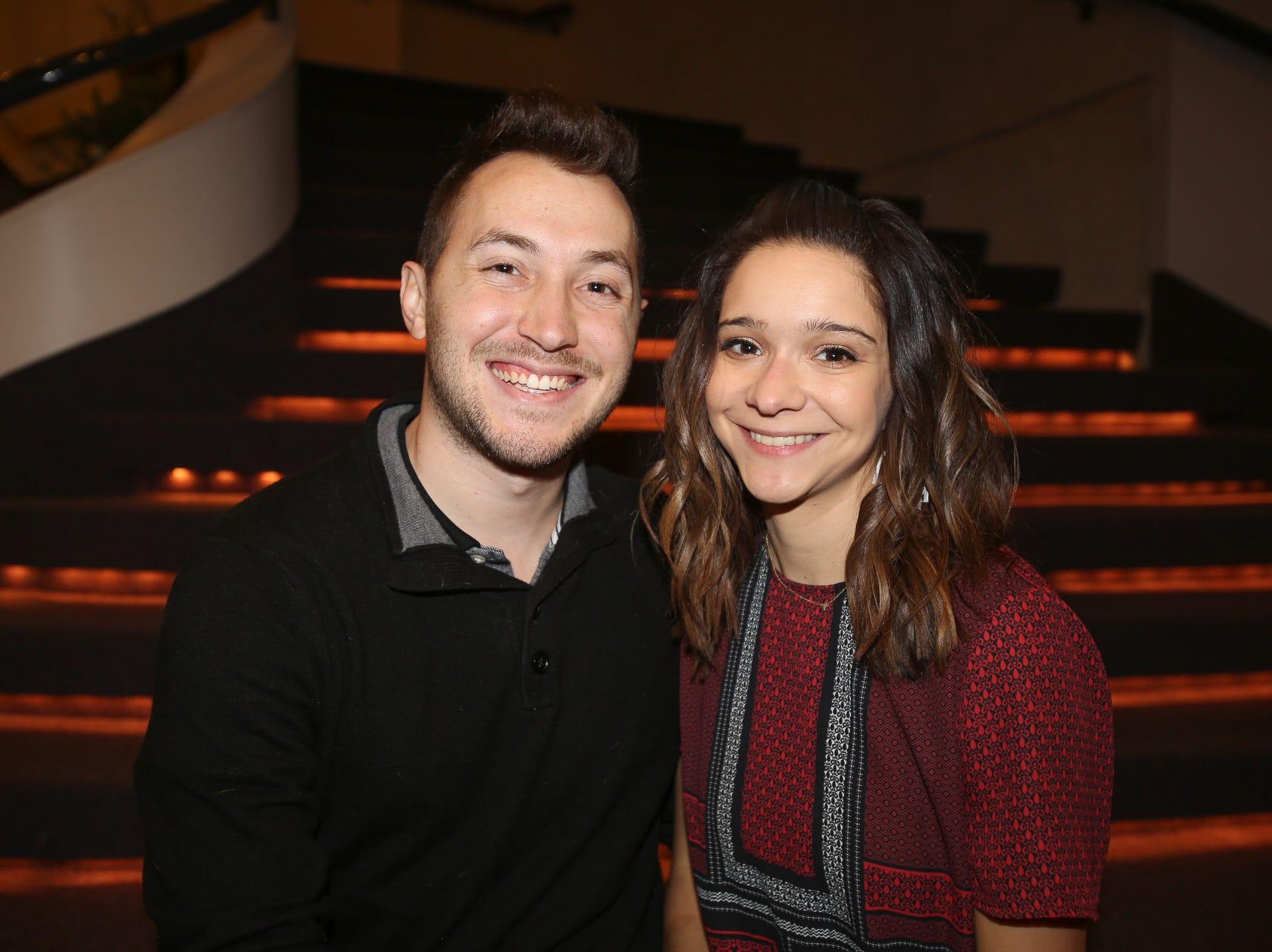 Dane and Elizabeth Ruggeri
