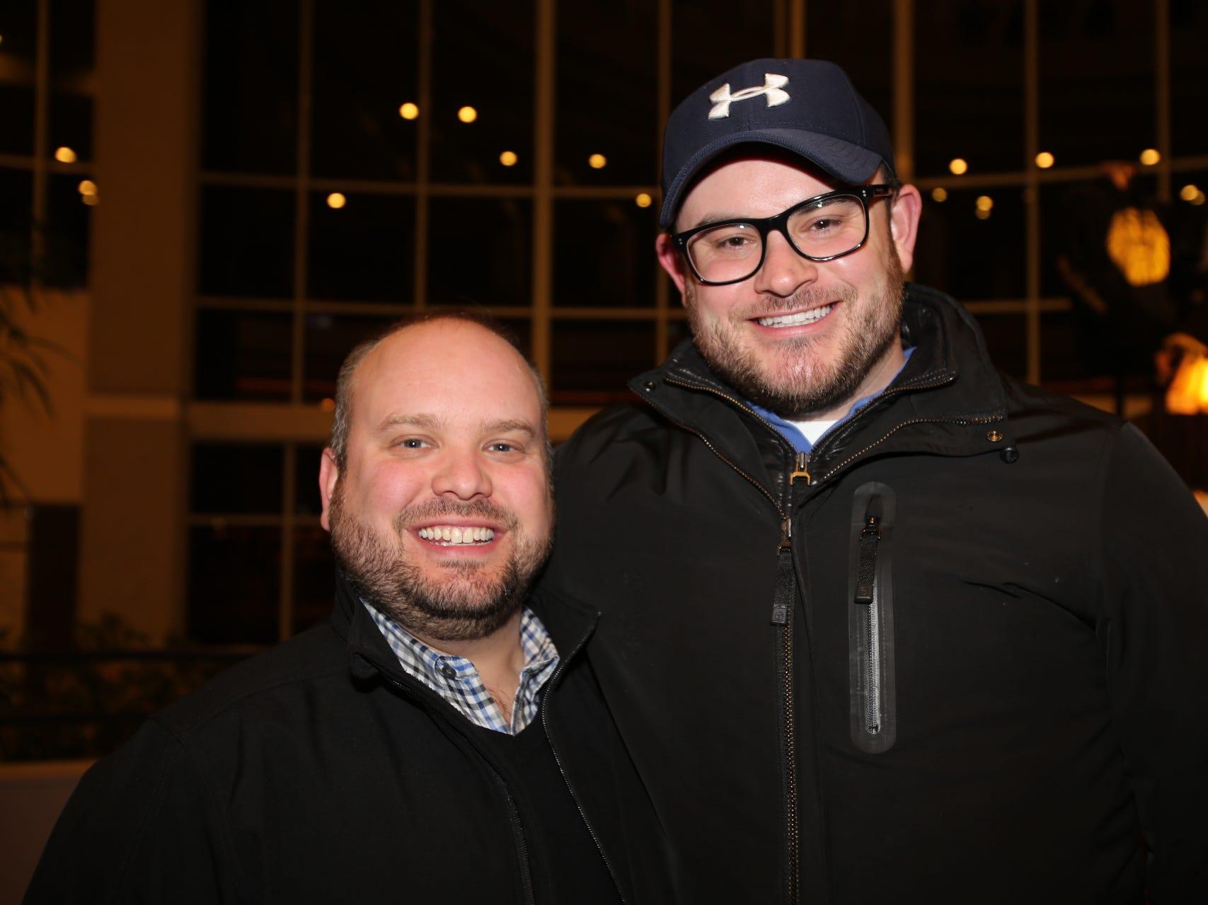 Ryan Cady and Austin Boudreaux