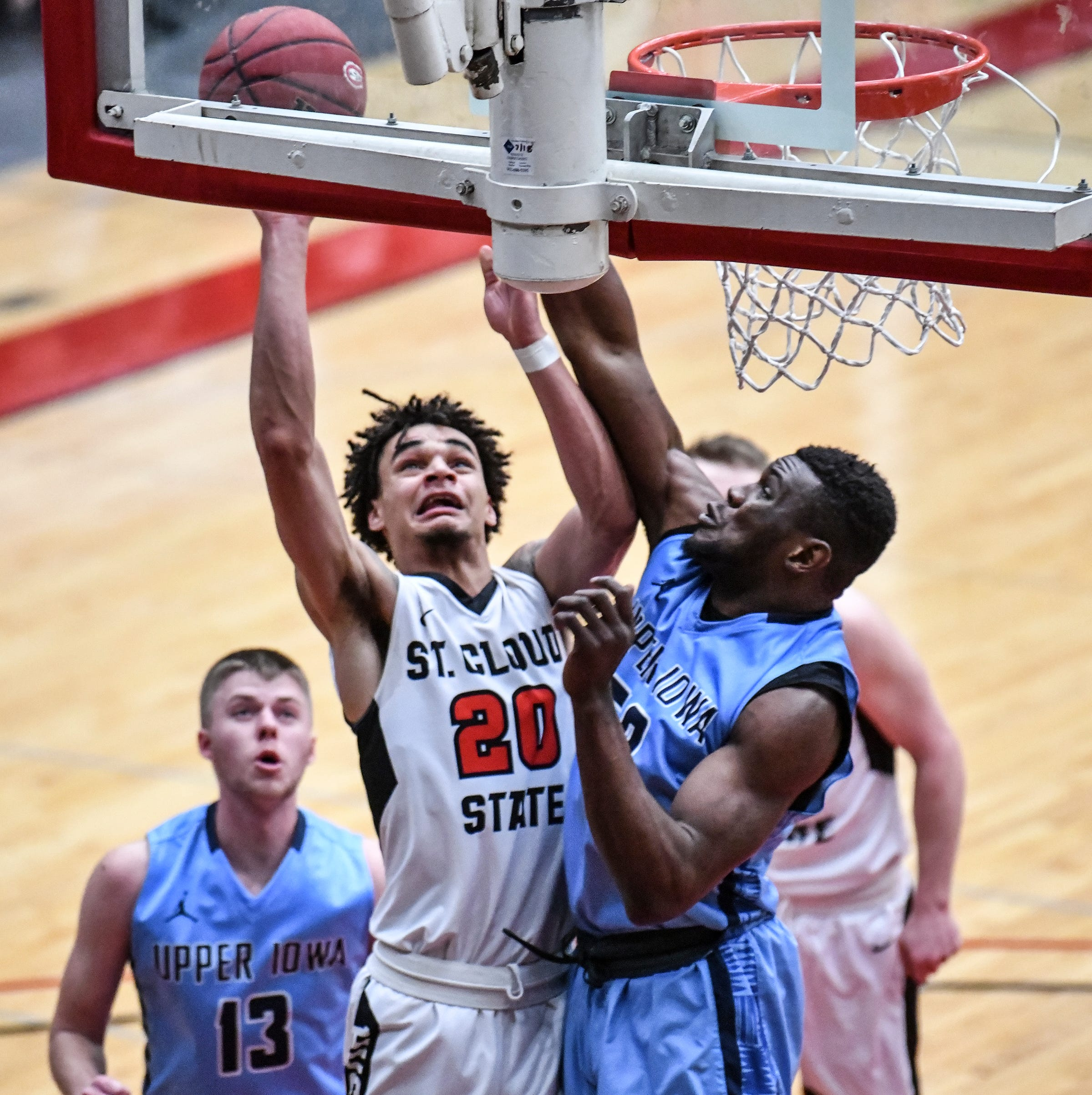 Huskies make second straight NCAA DII hoops tourney