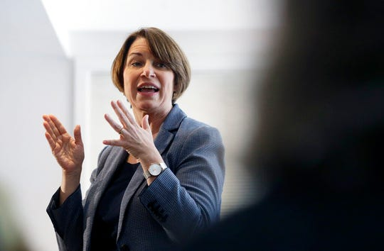 U.S. Sen. Amy Klobuchar, who is running for president, chose not to criminally charge any fatalities involving law enforcement when she was Hennepin County attorney 20 years ago. Instead she routinely put the decision to a grand jury, a process widely criticized today.