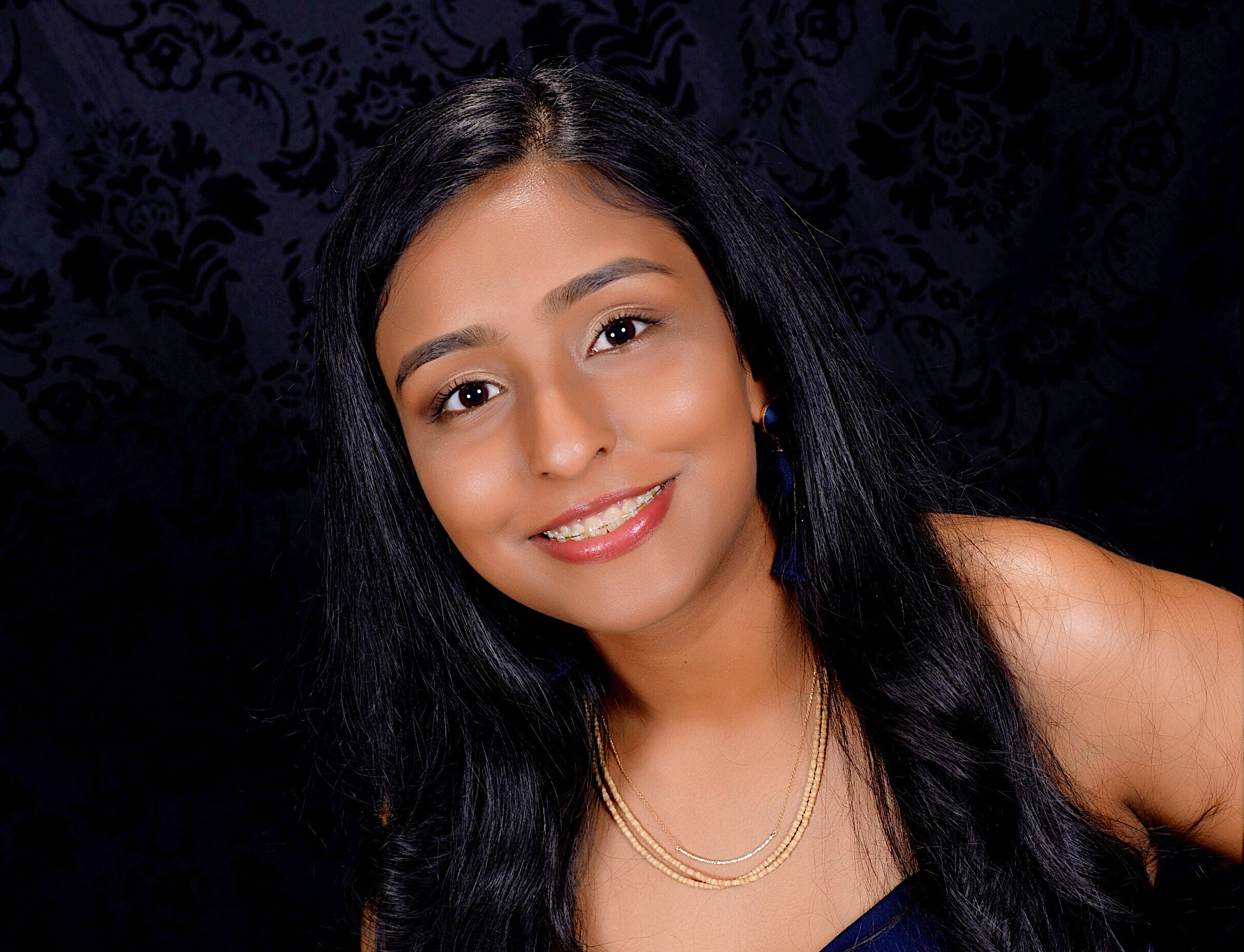 Dhenu Patel, one of Tallahassee's 2019 Five Young Women You Need to Know.