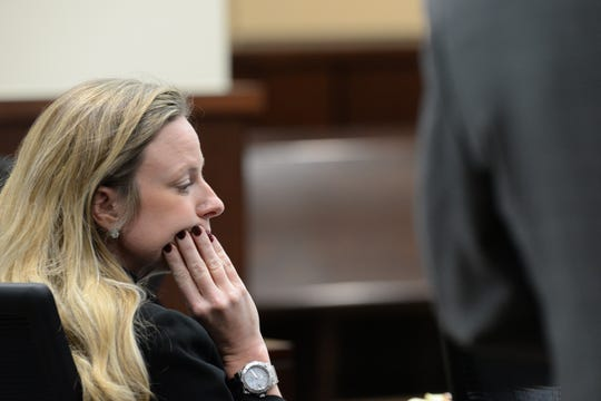 Assistant State Attorney Georgia Cappleman disclosed a last minute discovery of cell phone data that has delayed the trial of two people charged with the murder of Dan Markel.