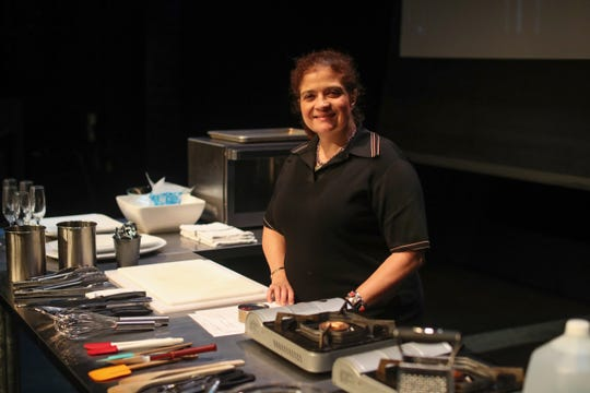 Iron Chef, restauranteur, author and Food Network personality Alex Guarnaschelli is the celebrity chef at this year's Tallahassee Community College (TCC) Cleaver and Cork event.