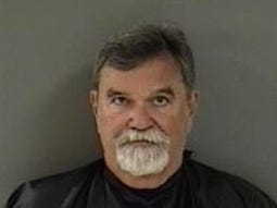 Robert D. Ohlson, 67, of Athol, Massachusetts, charged with soliciting prostitution