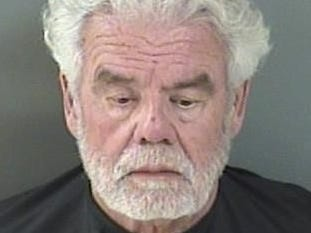 Hans Jorgen Wede, 73, of Indian River County, charged with soliciting prostitution