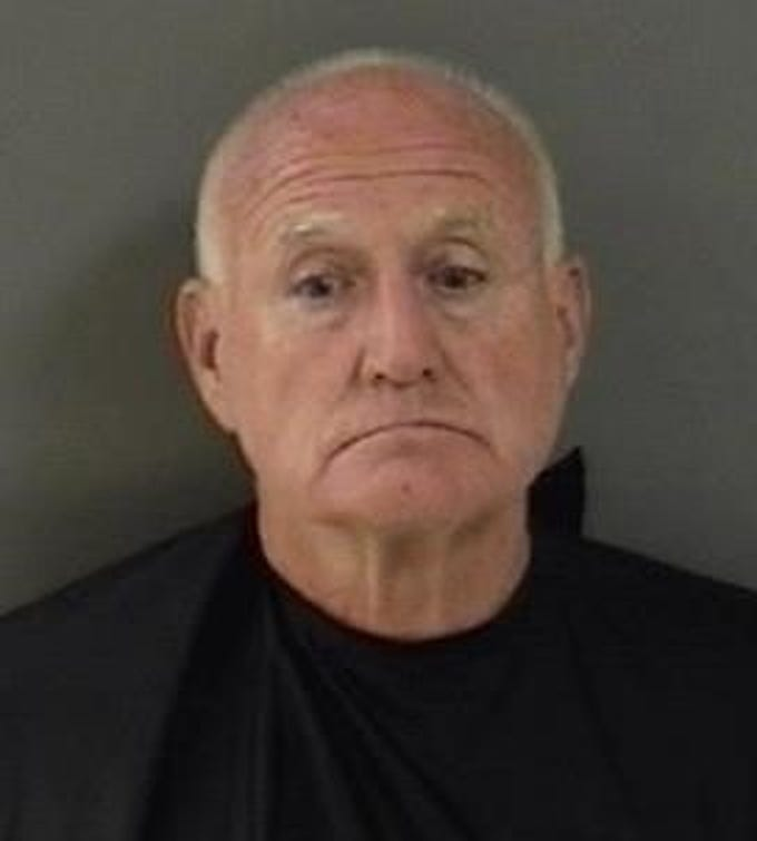 David F. Healy, 74, of Sebastian, charged with soliciting prostitution