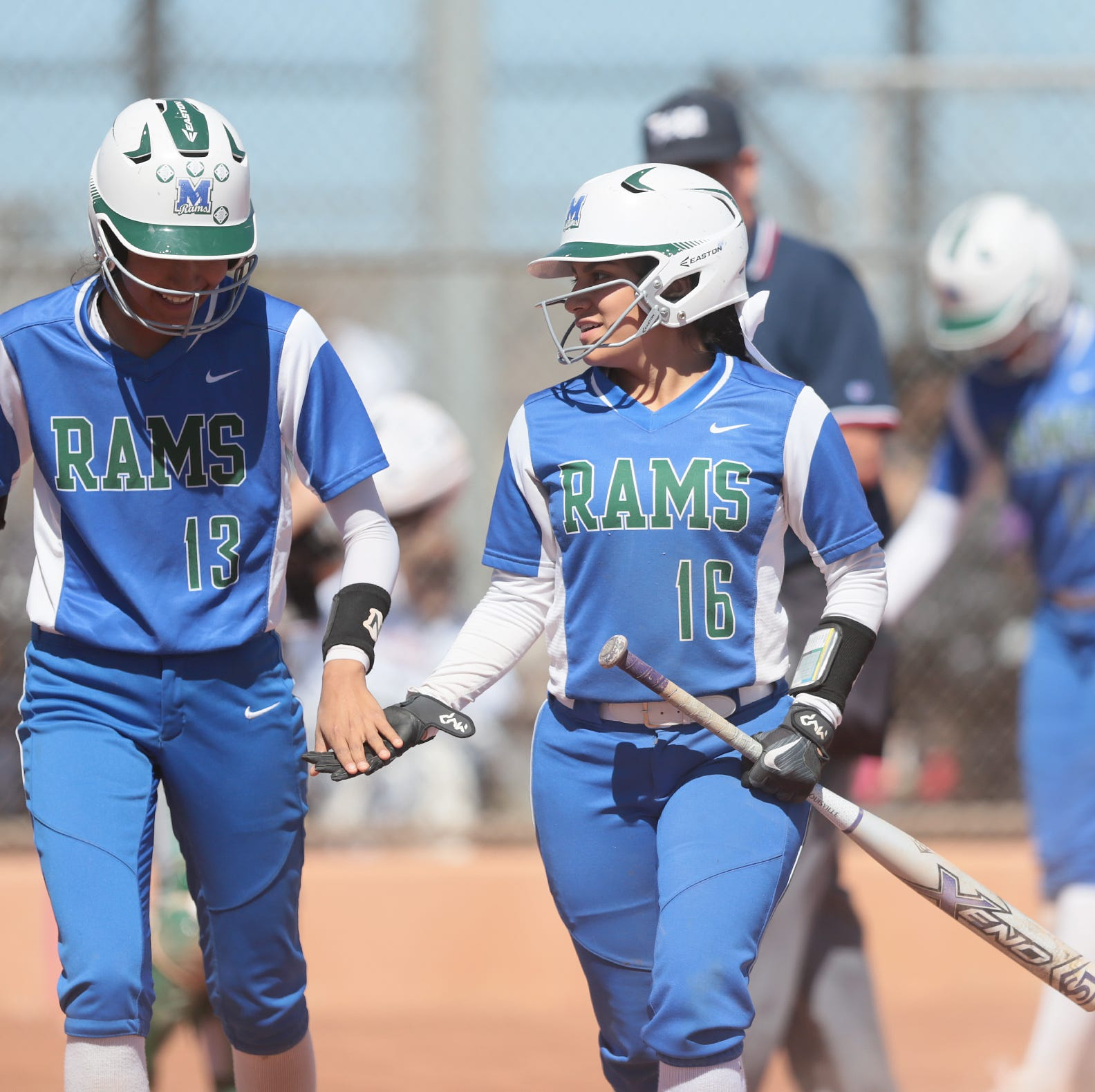 Montwood defeated Thatcher High School from Tucson Thursday 17-0 in the Fox Country Fast Pitch Softball Tournament at the Northeast Regional Park.
