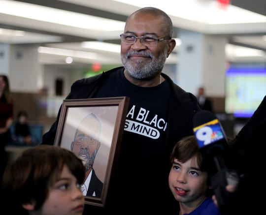 "Ron Stallworth returned to El Paso after a trip to Los Angeles for the 91st annual Academy Awards. Spike Lee's adaptation of his memoir, ""Black Klansman,"" won the Oscar for Best Adapted Screenplay on Sunday."