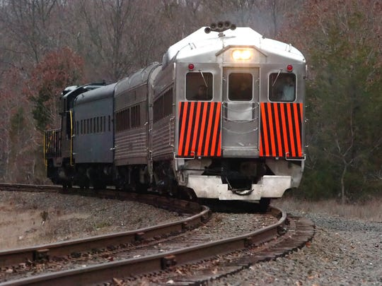 Cape May Seashore Lines and DeThomasi's Five Points Inn will present the St. Patrick's Day Express.