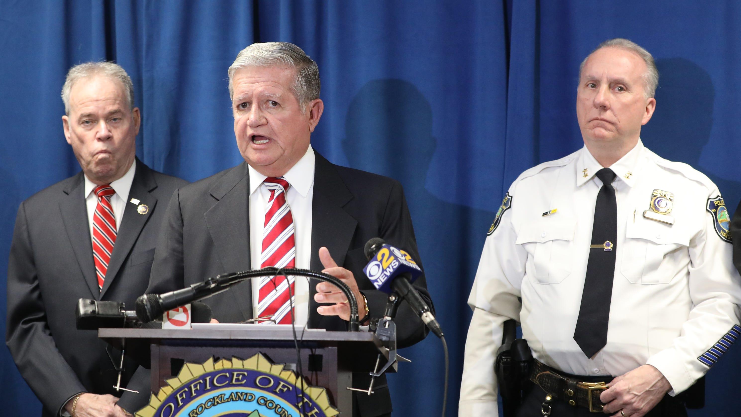11 arrested in North Rockland drug bust