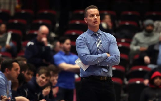 After guiding Suffern to an historic season, Scott Wright is our 2018-19 Boys Basketball Rockland Coach of the Year.