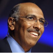 Michael Steele is a Former Chairman of the Republican National Committee.