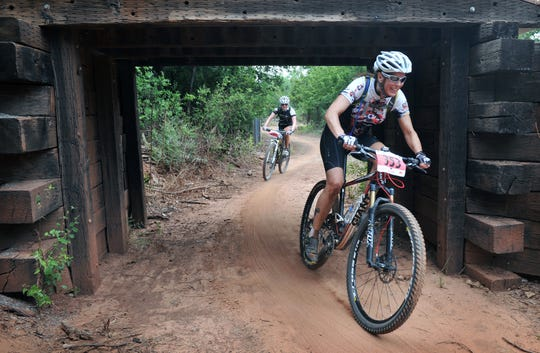 The Wee-Chi-Tah mountain bike trail, voted best urban off-road trail in the State of Texas, will be one of the local highlights featured by Chet Garner and his television show, The Daytripper.