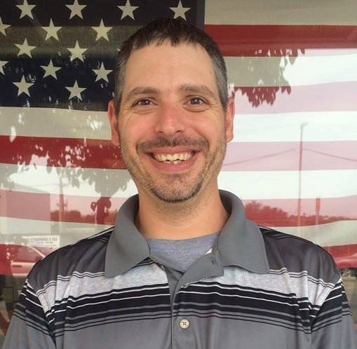 New Lexington Mayor Trent Thompson