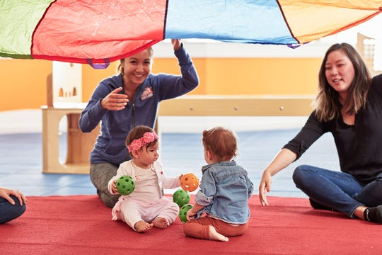 Gymboree Play & Music, which offers children's enrichment classes, spun off from Gymboree in 2016 and is not part of the retailer's recent bankruptcy.